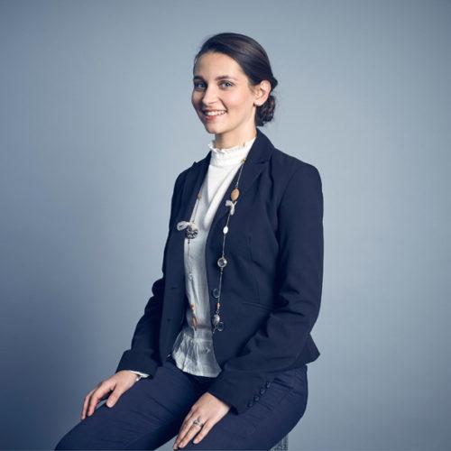 Joséphine DELPY / Assistante