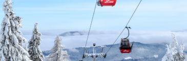 Domaines skiables partagés et remontées mécaniques en indivision