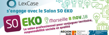 Intervention de LexCase au Colloque SO EKO le 8 novembre 2018 à Marseille