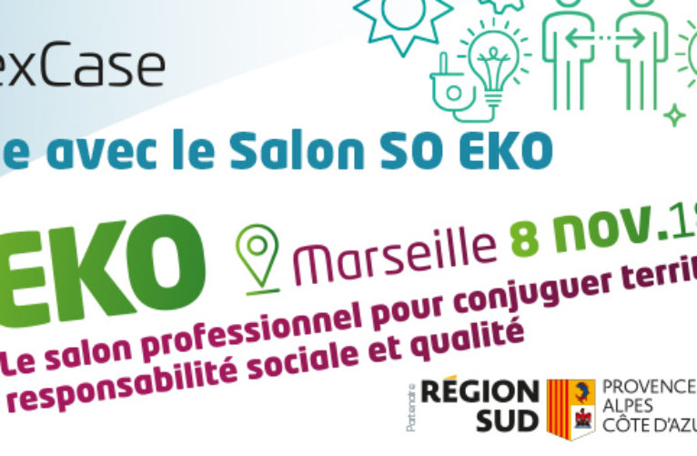 LexCase au Colloque SO EKO le 8 novembre 2018