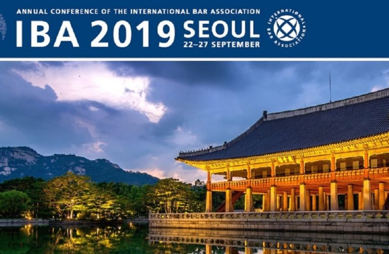 LexCase attending the IBA Annual Conference in Seoul, South Korea.