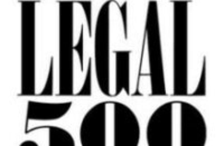L'équipe Industries de Santé classée au Legal 500 pour l'année 2020 !