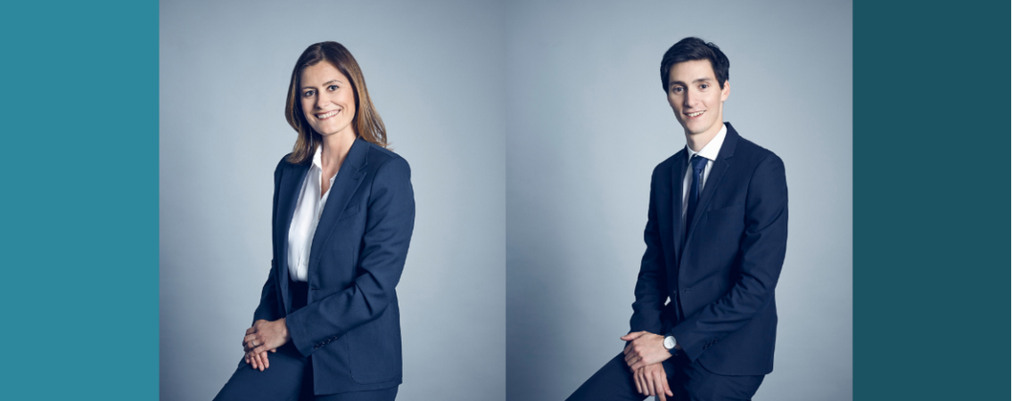 Delphine Loyer joins LexCase as Partner, with Ferhat Oulbani