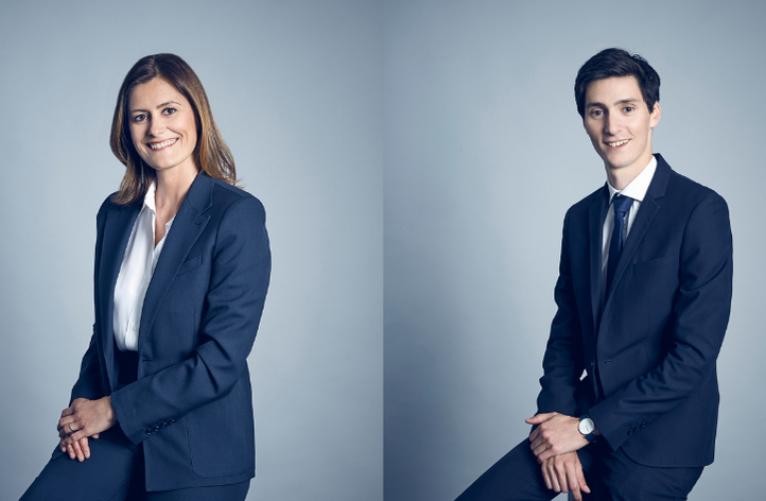 [BIENVENUE] Delphine Loyer intègre LexCase en qualité d'associée, accompagnée de Ferhat Oulbani